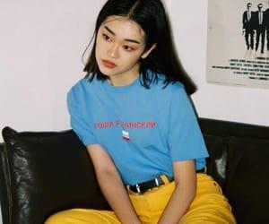 fashion, girl, and sensual image