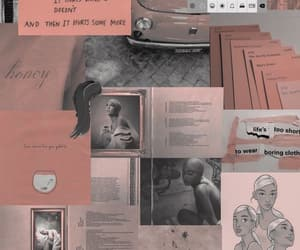 wallpaper, ariana grande, and pink image