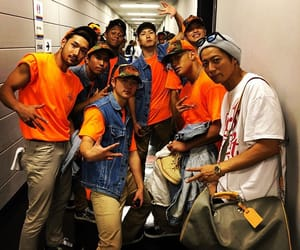 the second, the genx, and exile tribe image