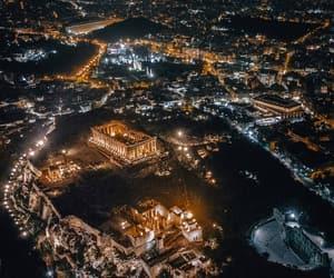 arquitectura, Ciudades, and Noche image