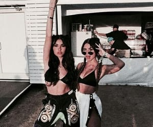 madison beer, friends, and claudia tihan image