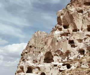 background, beautiful, and cappadocia image