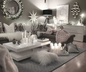 decorations, inspiration, and living room image