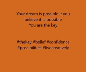 belief, possibilities, and confidence image