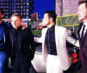 gif, Queen, and rami malek image