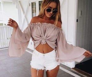 awesome, fashion, and beach image