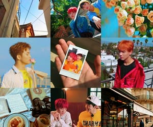 aesthetic, mark lee, and nct 127 image