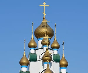 california, usa, and russian orthodox church image
