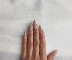 acrylic, nails, and ongles image
