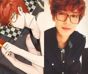 MM, mystic messenger, and saeyoung image