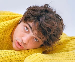 noah centineo, yellow, and boy image