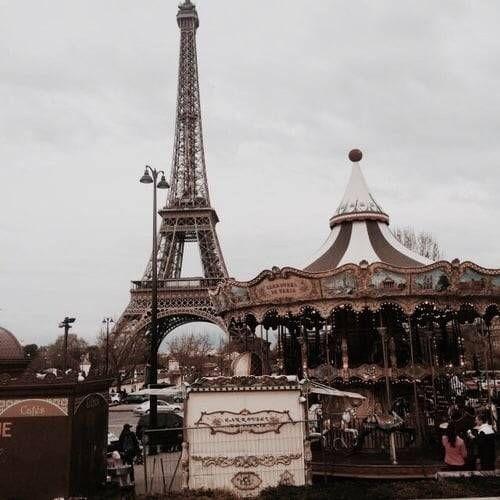 arc de triomphe, paris fashion week, and travel image