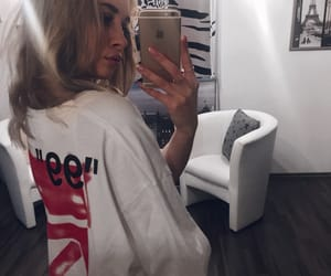 blonde, offwhite, and brand image