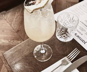 drink, cocktail, and fashion image
