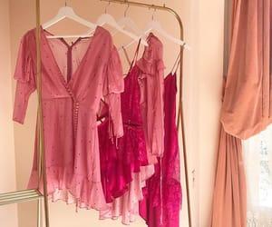 dresses, girly, and flirty image