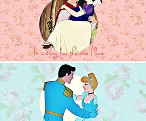 cinderella, disney, and snow white image