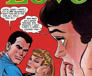 pop art and comic image