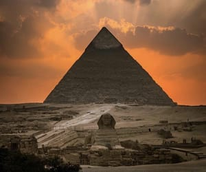 egypt, travel, and nature image