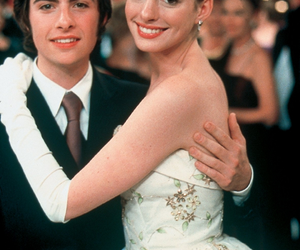Anne Hathaway and princess image