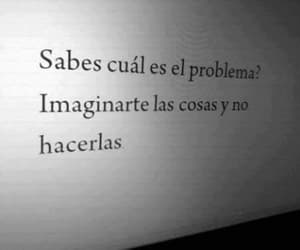 frases, problem, and text image