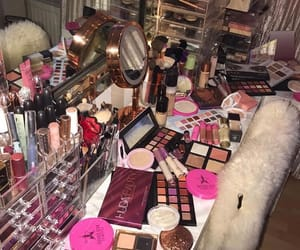 beauty, makeup, and vanity image