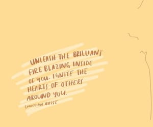 hearts, quotes, and yellow quotes image