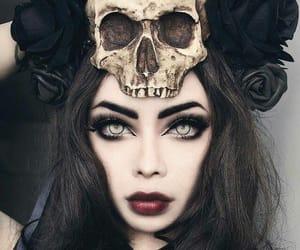 beautiful, gothic, and dark image