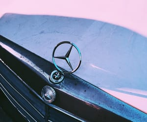 cars, mercedes, and pastel image