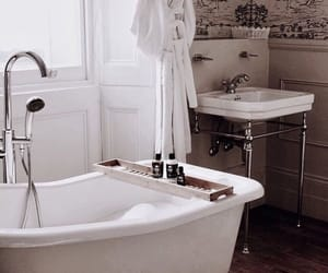 home, bathroom, and decor image