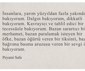 alıntı, peyami safa, and türkçe sözler image
