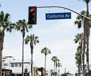 california, city, and la image
