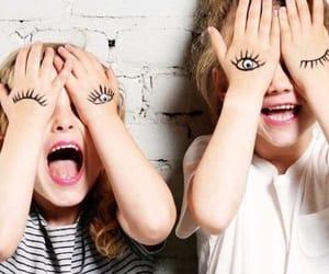 beautiful, children, and girls image