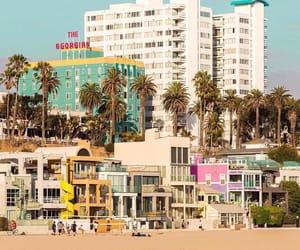 adventure, beach, and california image