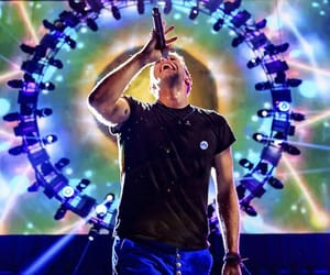 Chris Martin, coldplay, and music image