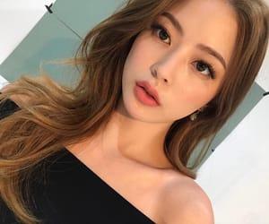 korean, makeup, and asian image