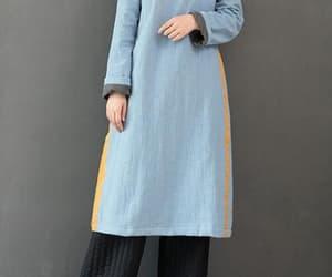 etsy, dress for women, and long dress for women image