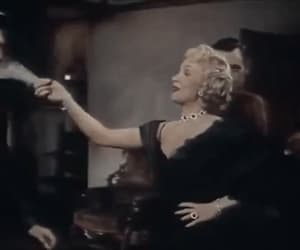 Marlene Dietrich, gif, and rancho notorious image