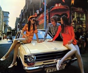 car and retro image