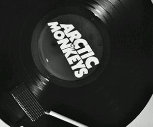 arctic monkeys, music, and black and white image