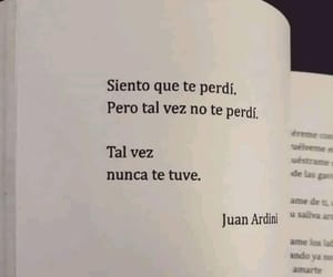 frases, sad, and love image