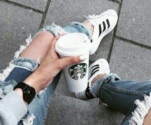 adidas, starbucks, and fashion image