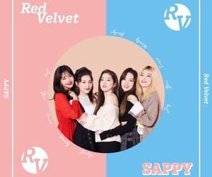 red velvet, 레드벨벳, and RV image