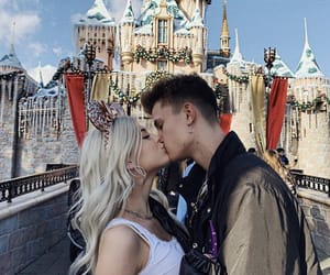 couple, loren gray, and Relationship image