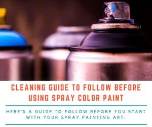 spraypaint, spraypaintguide, and paintingtechnique image