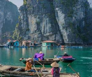 travel and Vietnam image