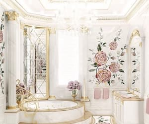 bathroom, Dream, and home image