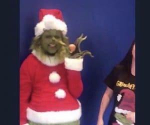 christmas, lmfao, and the grinch image