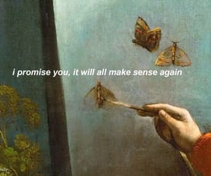 promise, painting, and quotes image