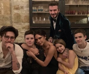 beckham, children, and couples image