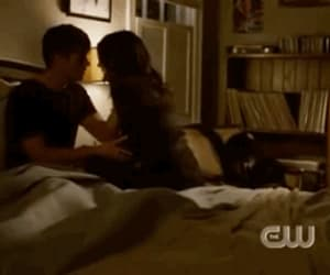 90210, tv show, and annie and liam image